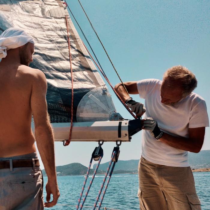 Zeiltechniek Yachtman