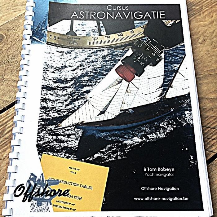 Cursusboek Astronavigatie