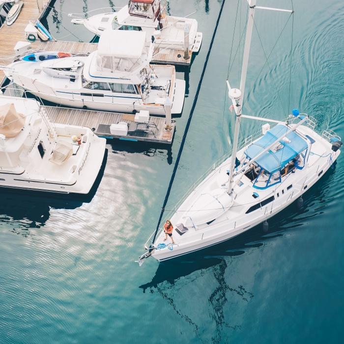 Maneuvreren Yachtman